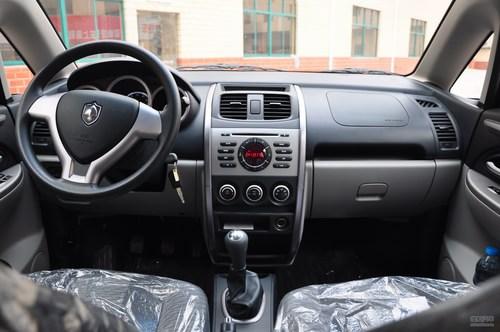 2010款长安CX20橙色1.3L手动运动版到店实拍