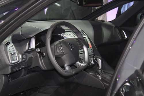 雪铁龙DS5概念车发布会现场实拍