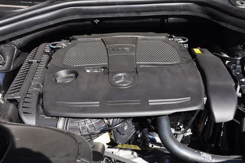 2012款奔驰ML300 4MATIC