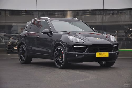 2013款保时捷Cayenne Turbo S