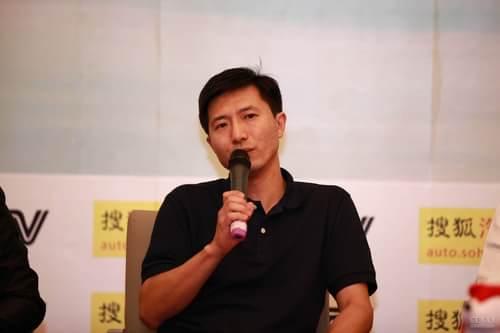 东风乘用车公司市场销售部副部长 黎峥