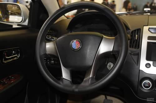 英伦汽车 SC6 实拍 其它 图片