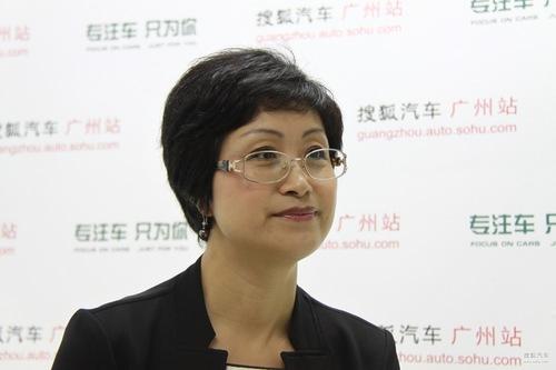 大众汽车集团(中国)副总裁 杨美虹