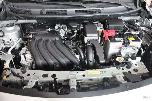 2011款日产阳光1.5XE CVT舒适版