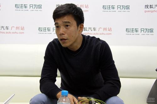 福迪汽车营销公司总经理  何青