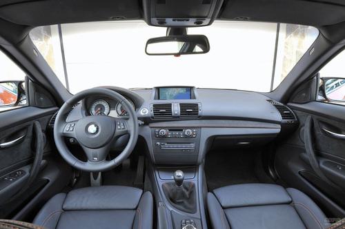 宝马 1系M coupe 实拍 官方 图片