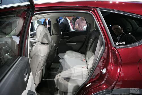 全新本田CR-V 洛杉矶车展实拍