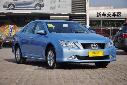 2012款广汽丰田凯美瑞 2.5G豪华版