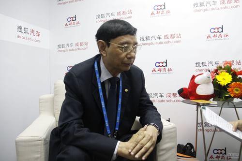 搜狐汽车独家专访 力帆控股有限公司董事长 尹明善