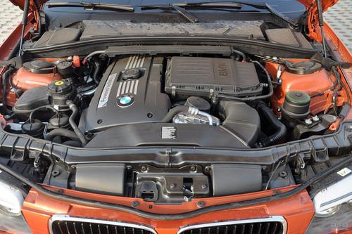 2011款宝马1系M Coupe