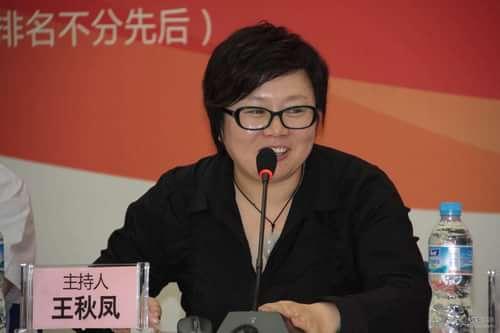 搜狐汽车事业部新闻中心总监王秋凤