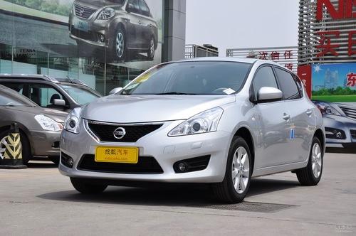 2011款东风日产全新骐达1.6L CVT豪华型