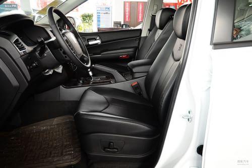 2014款荣威W5 1.8T 4WD豪域特装版