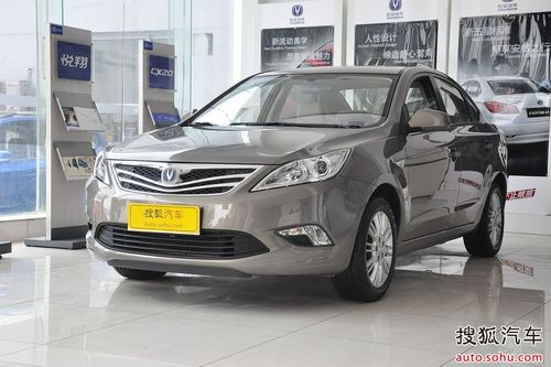 2012款长安逸动1.6L自动豪华型
