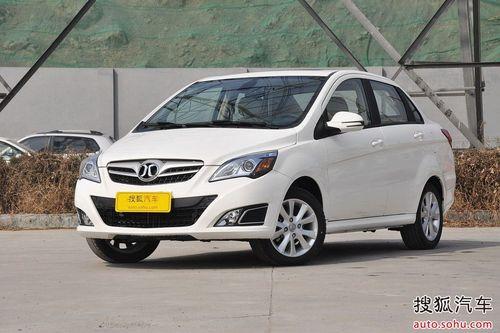 2013款北京汽车E150三厢版自动型