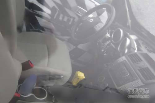 奔腾品牌第四款车型SUV 2013年初上市