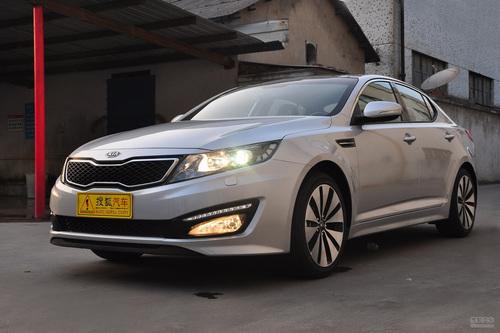 东风悦达起亚K5现金优惠1.3万有少量现车