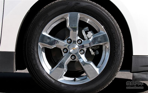汽车族测试雪佛兰Chevrolet VoltVerdict