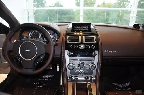 2012款阿斯顿马丁Virage Coupe