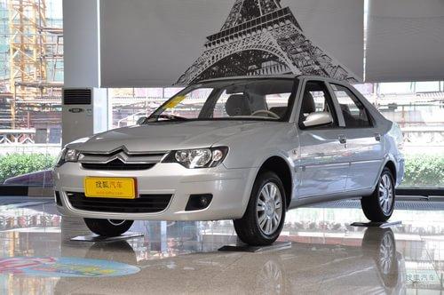 2011款东风雪铁龙爱丽舍 1.6L自动科技型