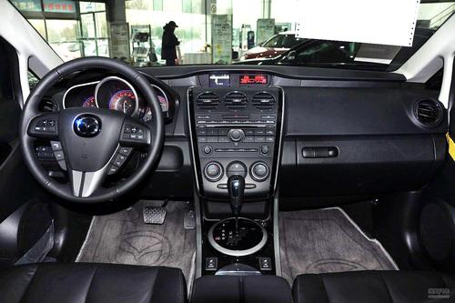 2011款马自达CX-7 2.5L豪华型