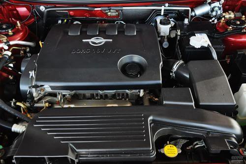 2012款海马福美来VS 1.6L手动精英版