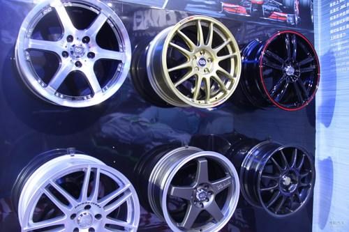 2011上海车展用品-雅泛迪轮圈