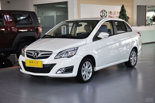 2013款北京汽车E150自动乐天型
