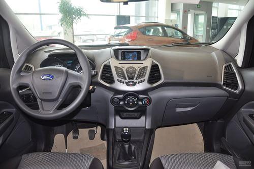 2013款福特翼博1.5L手动舒适型