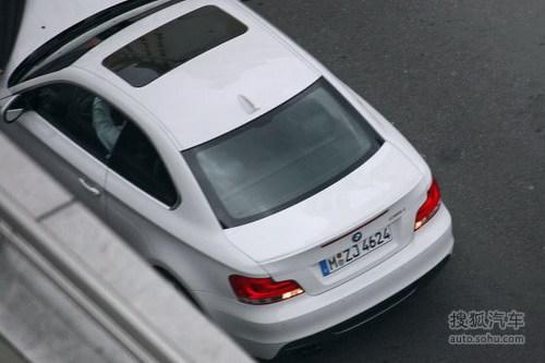 12月中旬发布 宝马1系新车小该款将亮相