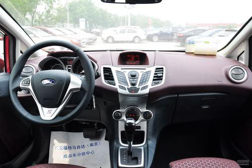 2011款长安福特嘉年华两厢 1.5L自动劲动型