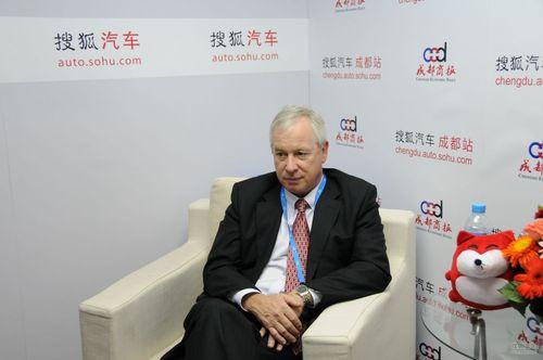 搜狐汽车独家专访CODA控股全球CEO 墨斐