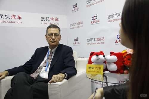 搜狐汽车专访路透社新闻副主编 Paul Ingrassia