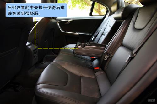 沃尔沃 S60 实拍 图解 图片