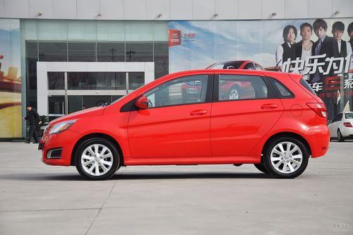 2012款北京汽车E系列1.5L自动乐享版