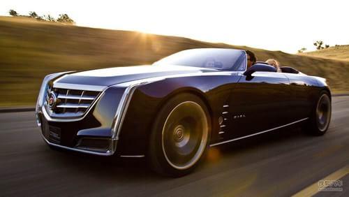 卡迪拉克CIEL概念车全球首发