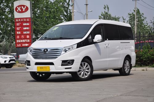 2013款江淮瑞风M5 2.0T自动公务版