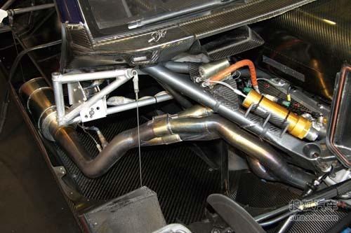 假房车真方程式 奥迪A4 DTM赛车动力剖析