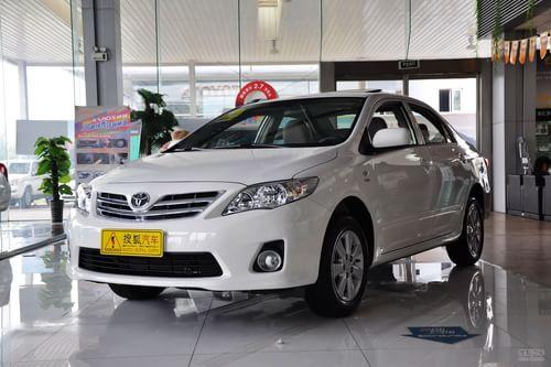 2011款一汽丰田新卡罗拉1.6GL自动型