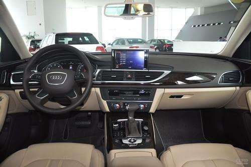 2012款奥迪A6L 35 FSI 舒适型