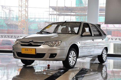 2010款雪铁龙爱丽舍两厢1.6X 手动标准型