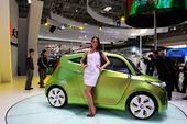 长安green-i电动概念车…