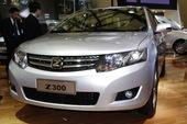 众泰Z300 上海车展实拍