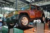 Jeep吉普牧马人四门版70周年限量版