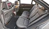 奔驰S63 AMG海外试驾