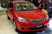 比亚迪G3R 上海车展实拍