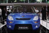 帝豪EC6―RV 上海车展实拍