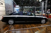迈巴赫62S 上海车展实拍