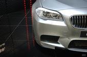 宝马M5 上海车展实拍