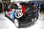 MG3 上海车展实拍
